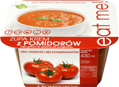 Zupa Krem z pomidorów eat me