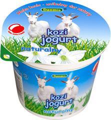 Jogurt kozi naturalny Danmis