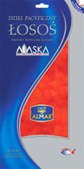 Łosoś Almar dziki z alaski