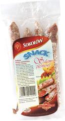 Snack salami Sokołów