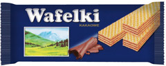 Wafelki kakaowe/80g