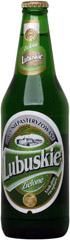Piwo Lubuskie Zielone niepasteryzowane