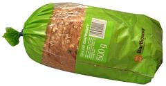 Chleb ziarnisty krojony
