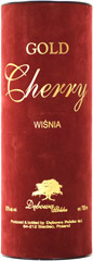Wodka gold cherry tuba 30%