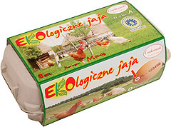 Jaja ekologiczne M Czachorowski