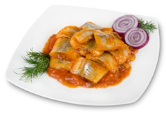 Sałatka śledziowa salsa Sol Fish