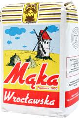 Mąka wągrowiec wrocławska