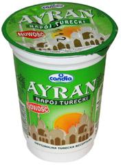 Napój turecki Ayran Candia