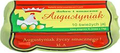 Jaja z chowu klatkowego XL Augustyniak