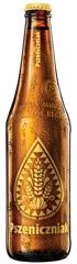 Piwo pszeniczniak butelka