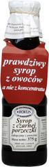 Syrop Krokus z czarnej porzeczki