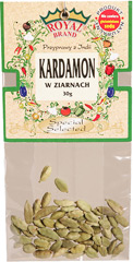 Kardamon Royal Brand w ziarnach