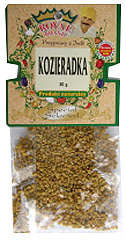 Kozieradka Royal Brand