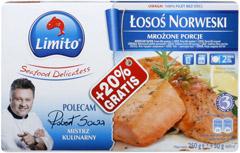Filet z łososia norweskiego