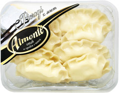 Pierogi z serem Almonte