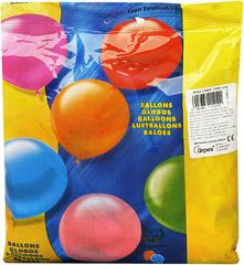 Balony pastelowe 24cm/100szt