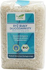 Ryż biały długoziarnisty Bio Planet