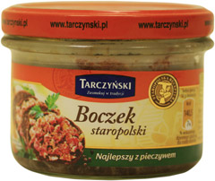 Boczek staropolski Tarczyński