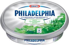 Serek Philadelphia z ziołami