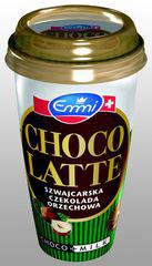 Choco latte orzechowe