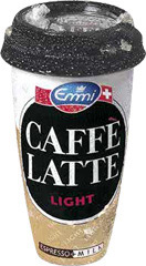 Caffe latte light