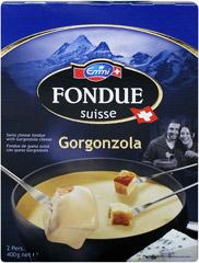 Ser fondue Emmi gorgonzola