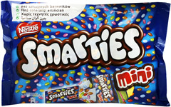 Drażetki Smarties