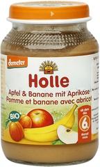 Danie dla niemowląt bio jablko+banan+morela/190g