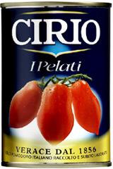 Pomidory bez skóry Cirio