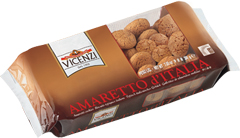 Ciasteczka Amaretto Vicenzi