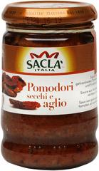 Sos pomidorowy Sacla z czosnkiem