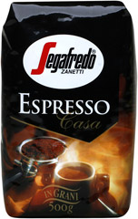 Kawa Segafredo Espresso Casa Ziarnista