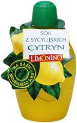 Sok z Sycylijskich cytryn
