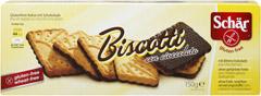 Herbatniki biscotti con cioccolato bezglutenowe z czekoladą