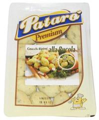 Gnocchi Pataro z rukolą