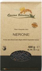 Ryż Cascina Nerone razowy