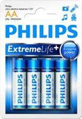 Baterie Philips ExtremeLife Ultraalkaliczna AA