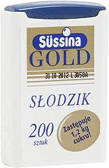 Słodzik Sussina Gold