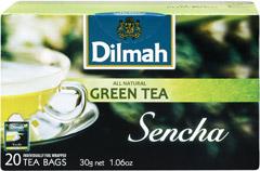 Herbata Dilmah zielona Sencha
