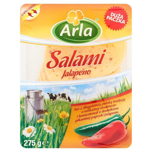 Arla Salami Jalapena