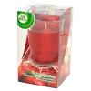 Air wick świeca mirage czerwone jabłko