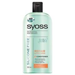 Balsam do włosów Syoss Silic Free Repair