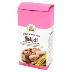 Chleb Niedzicki pszenno-żytni z amarantusem