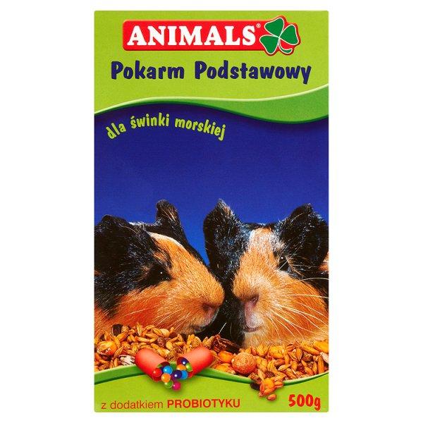 Pokarm Animals dla świnek morskich