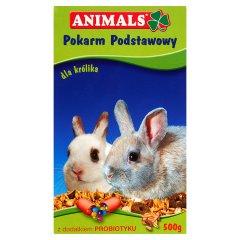 Pokarm dla królika i gryzoni
