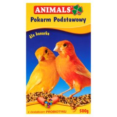 Pokarm Animals dla kanarka