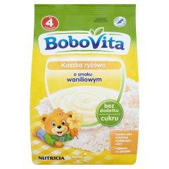 BoboVita Kaszka ryżowa o smaku waniliowym