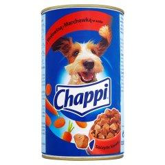 Karma Chappi  z wołowiną i warzywami (P)