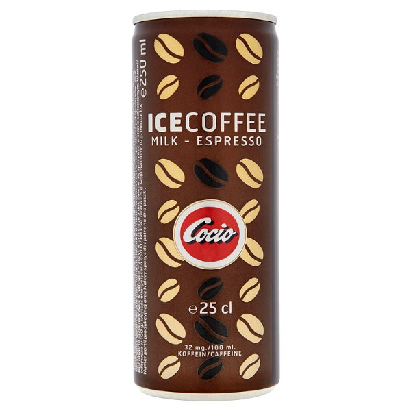 Cocio Ice Coffee Milk Espresso