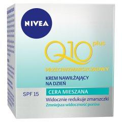 Krem Nivea Nivea Visage Q10 na dzień przeciwzmarszczkowy dzien light